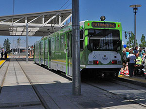 Sacramento Regional Transit District – Green Line Light Rail Extension Project