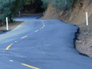Mount Diablo State Park Road Improvements