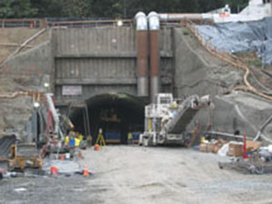 Caldecott Tunnel Portal No. 2 Improvements Project