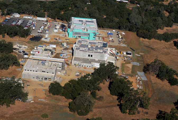 Calaveras County Adult Detention Facility and Sheriff's Administrative Building