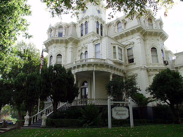 California Governor's Mansion SHP – Infrastructure and Hospitality Improvements Project